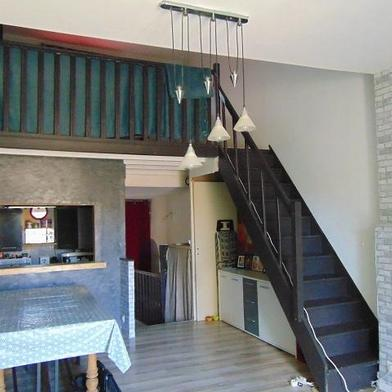 Appartement 2 pièces 65 m²