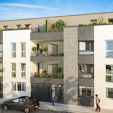 Appartement 3 pièces 71 m²