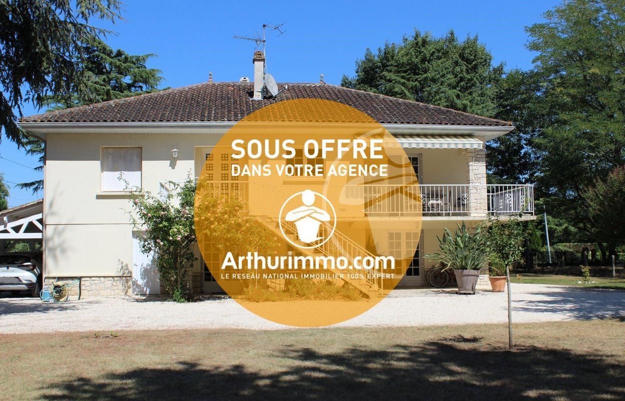 Maison 7 pièces 168 m²