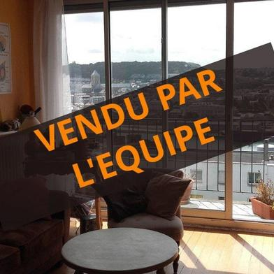Appartement 3 pièces 47 m²