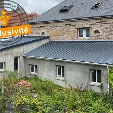 Maison 2 pièces 62 m²