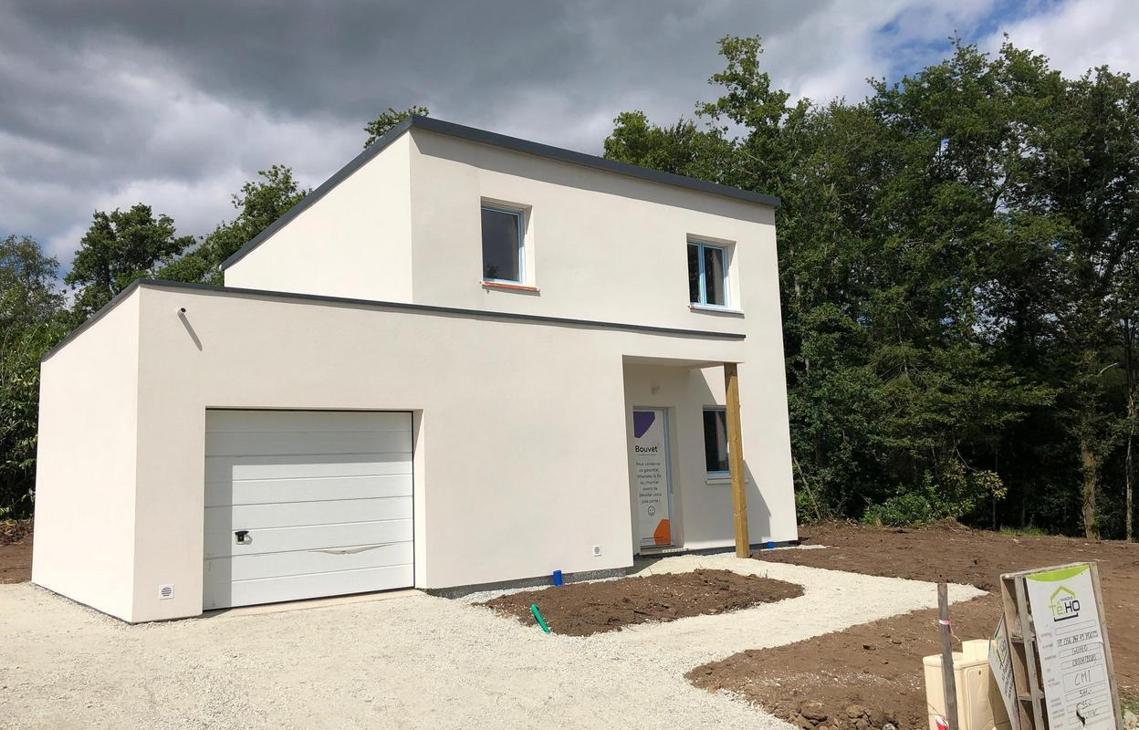 Maison à construire 4 pièces 92 m²