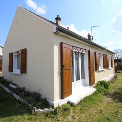 Maison 4 pièces 58 m²