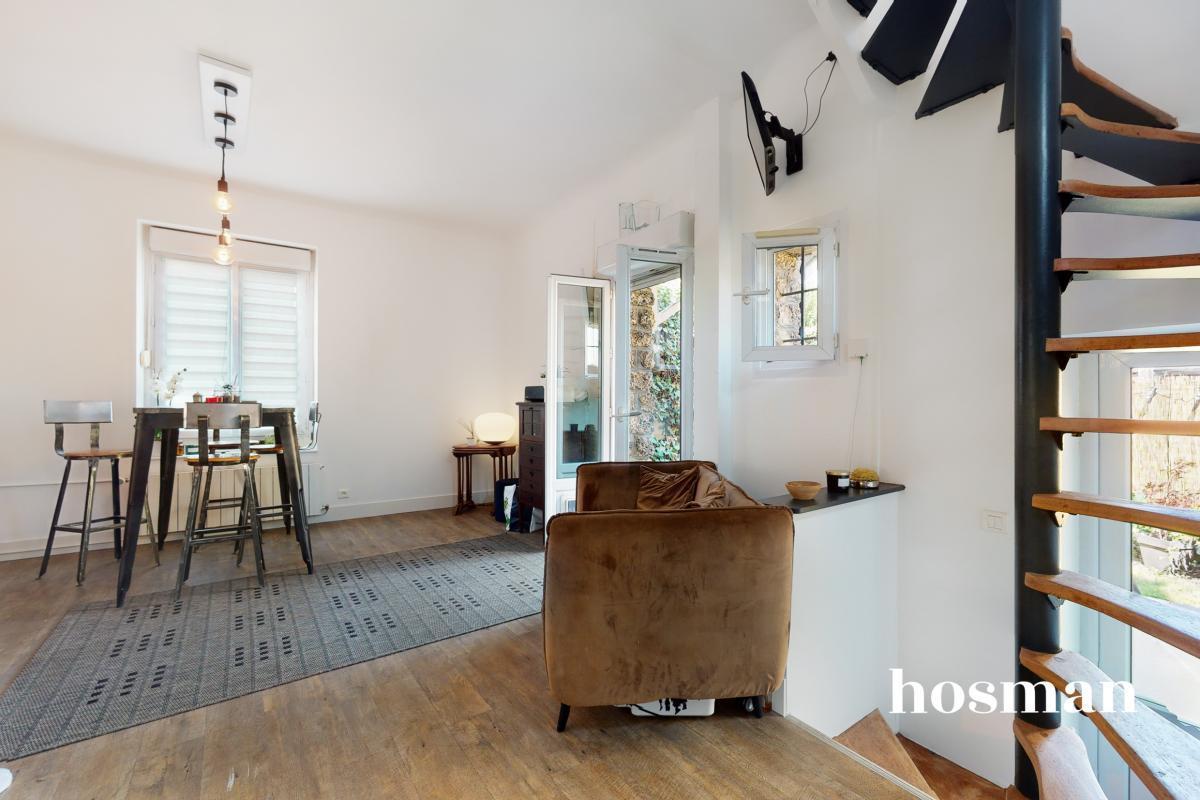 Maison a vendre colombes - 4 pièce(s) - 76 m2 - Surfyn
