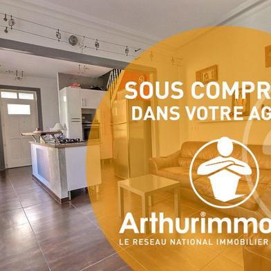 Maison 3 pièces 67 m²