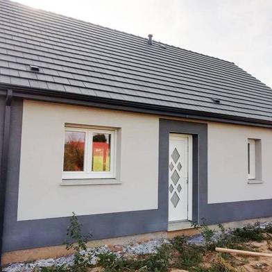 Maison 75 m²