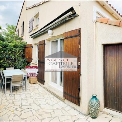 Maison 2 pièces 34 m²