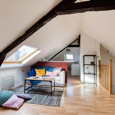 Appartement 2 pièces 20 m²