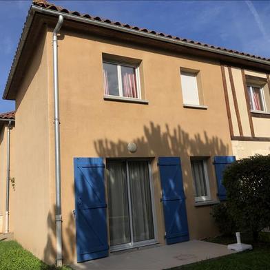Appartement 3 pièces 44 m²