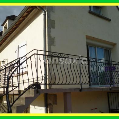 Maison 7 pièces 161 m²