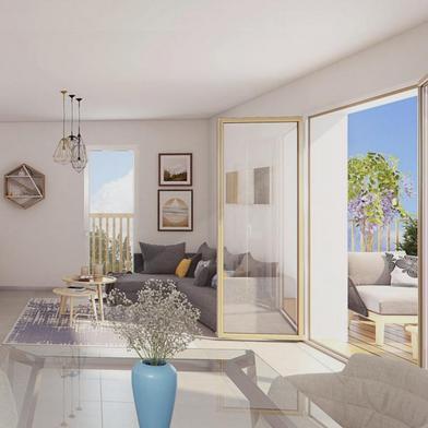 Appartement 1 pièce 26 m²