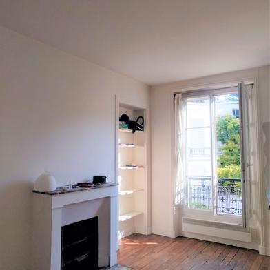 Appartement 2 pièces 29 m²