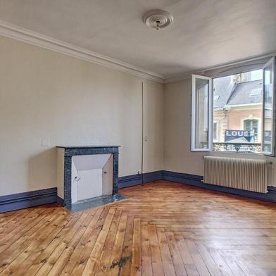 Appartement 4 pièces 73 m²
