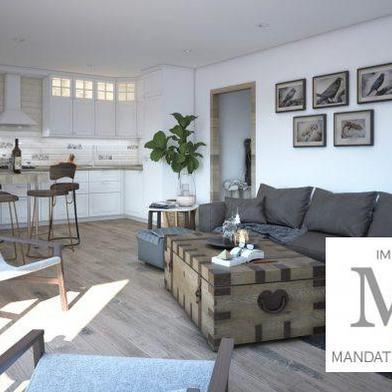 Appartement 2 pièces 52 m²