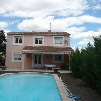 Maison 120 m²