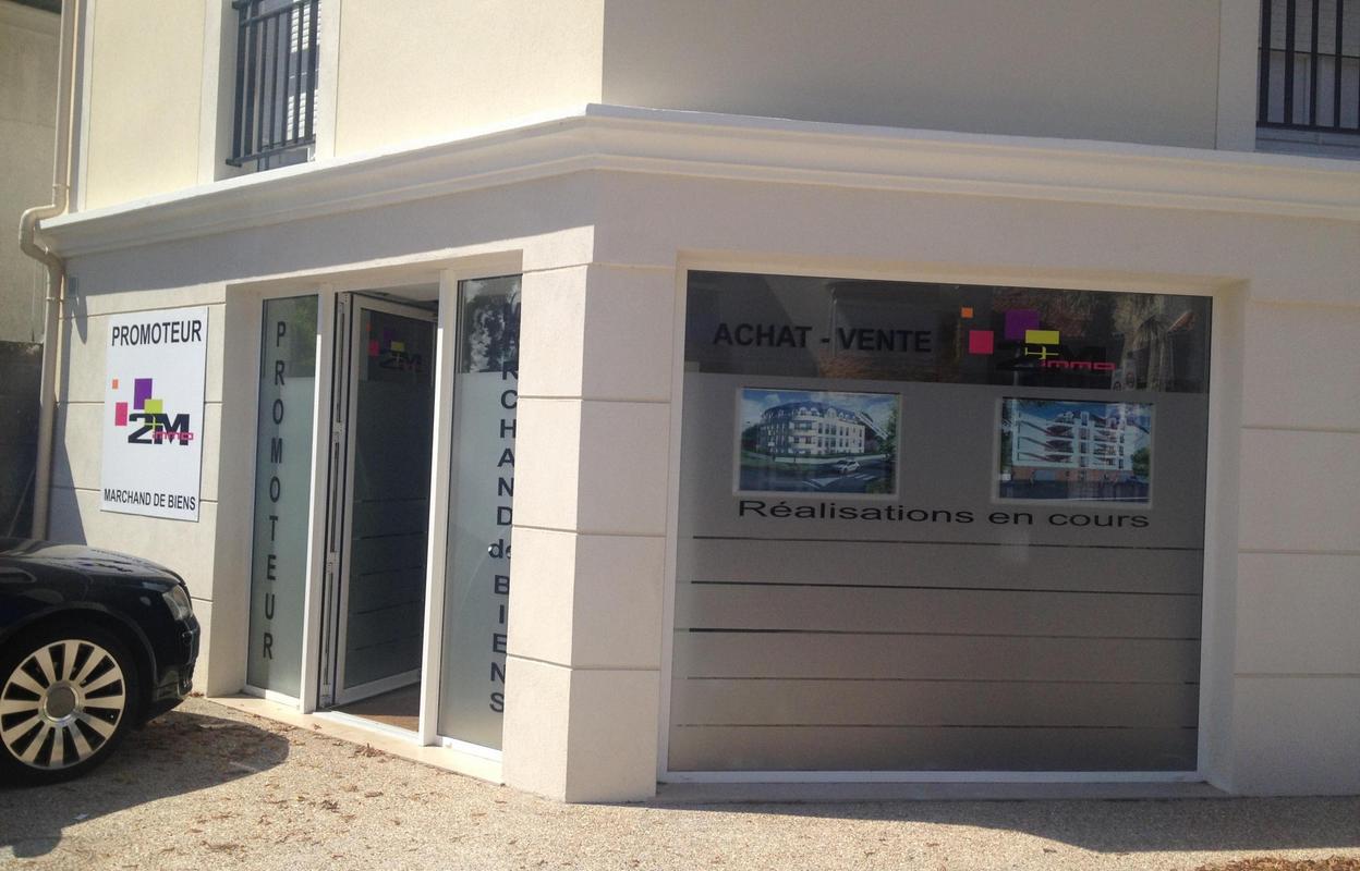 Commerce 1 pièce 33 m²