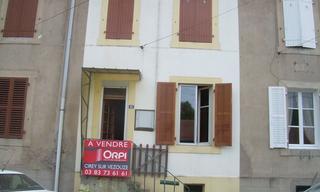 Achat maison 3 pièces Cirey-sur-Vezouze (54480) 68 000 €