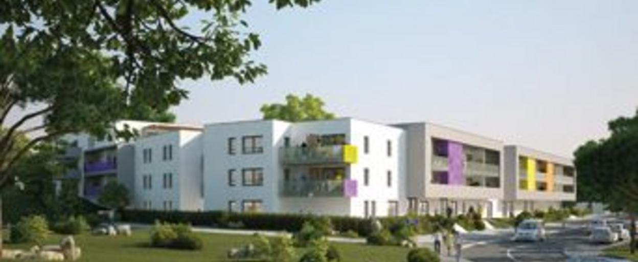 Achat appartement neuf 2 pièces Grabels (34790) 171 000 €