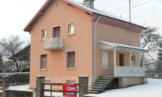 Achat maison 5 pièces Rambervillers (88700) 149 000 €