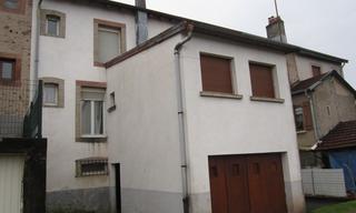 Achat maison 10 pièces Vieux Moulin (88210) 98 500 €