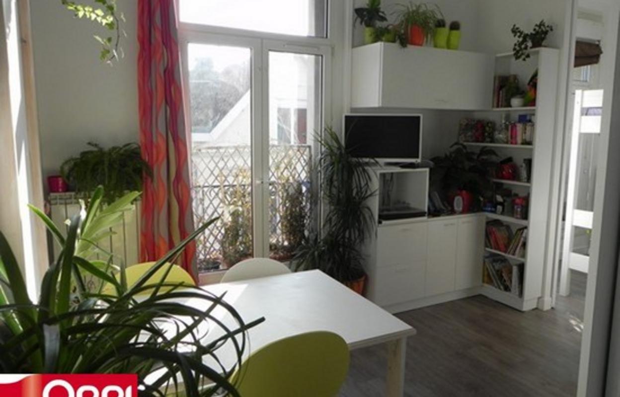 Appartement 3 pièces 33 m²