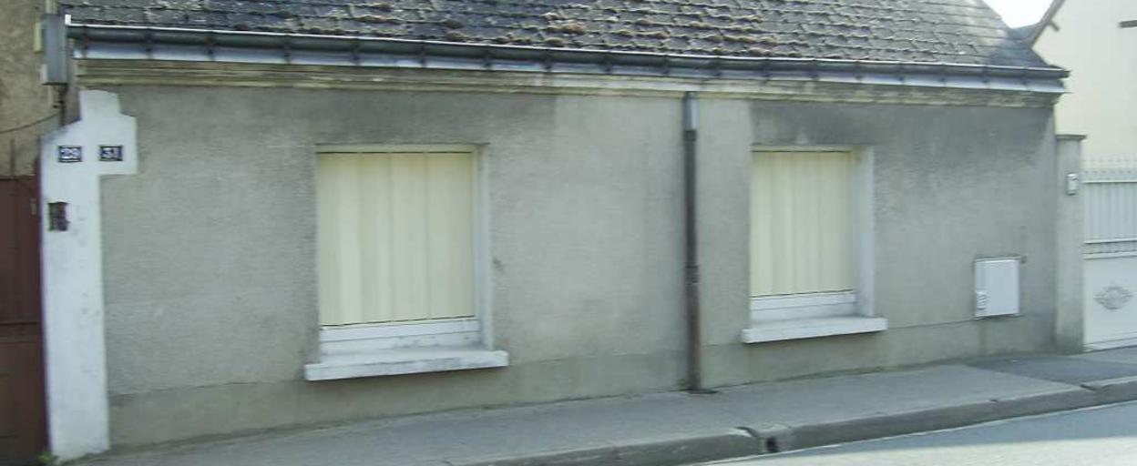 Location maison 3 pièces Amboise (37400) 465 € CC /mois