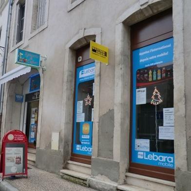 Commerce 2 pièces 87 m²