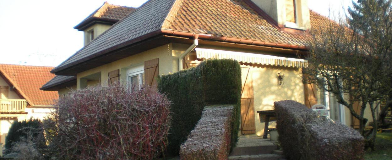 Achat maison 6 pièces Audincourt (25400) 239 000 €