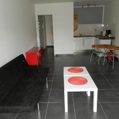 Appartement 1 pièce 30 m²
