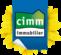 Logo CIMM IMMOBILIER VICHY