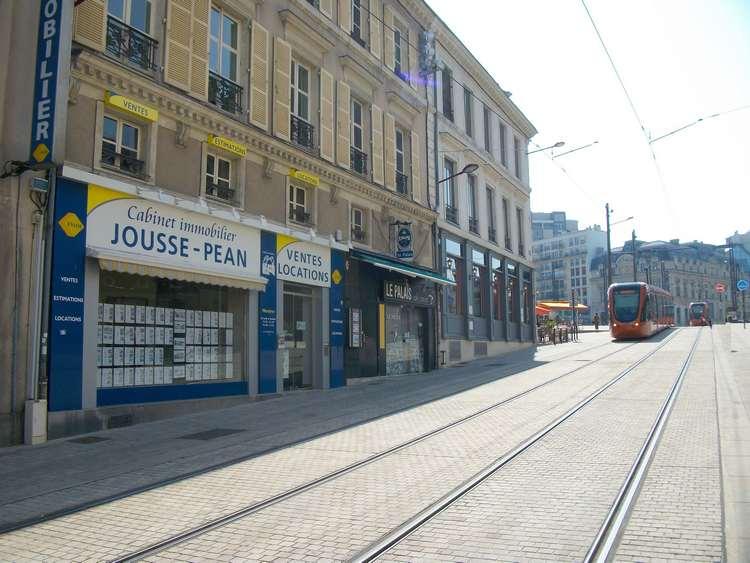 Cabinet Jousse Pean agence immobilière Le Mans (72000)