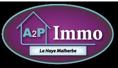 A2P IMMOBILIERS agence immobilière à La Haye-Malherbe 27400