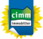 Logo CIMM IMMOBILIER ST ANDEUX