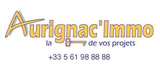 AURIGNAC IMMO agence immobilière Aurignac 31420
