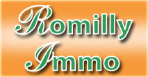 ROMILLY IMMO agence immobilière à Romilly-sur-Seine 10100