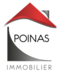 Logo POINAS IMMOBILIER