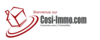 Logo Cosi Immobilier