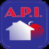 Logo API  - Ariège Pyrénées Immobilier