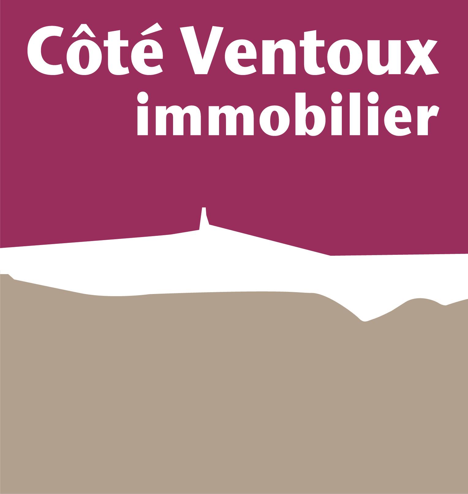 Coté Ventoux Immobilier agence immobilière Aubignan 84810