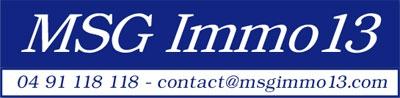 MSG IMMO 13 agence immobilière à Marseille 13 13013