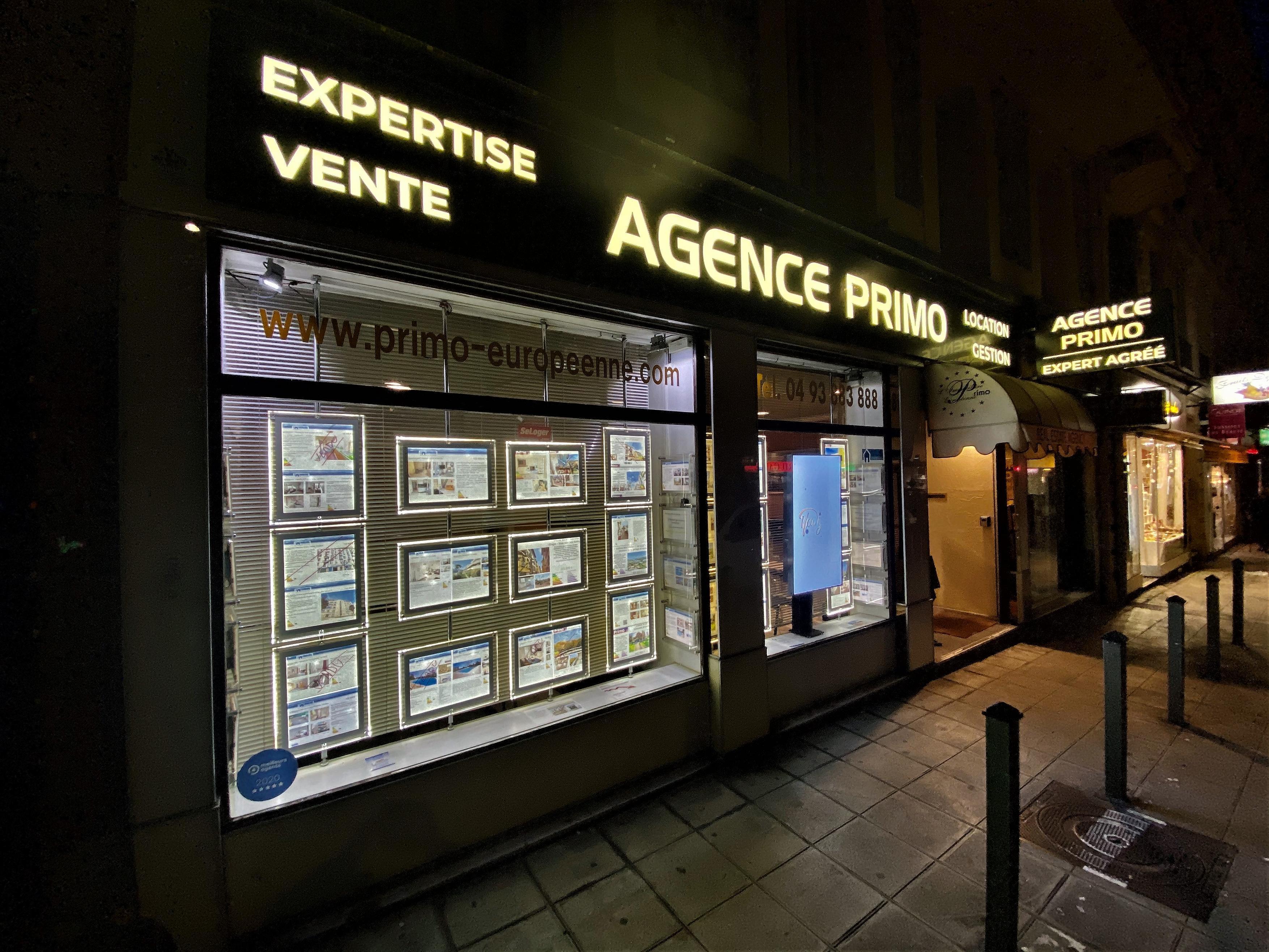 PRIMO agence immobilière à Nice 06000