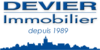logo Devier Immobilier