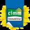 Logo CIMM IMMOBILIER PANNES