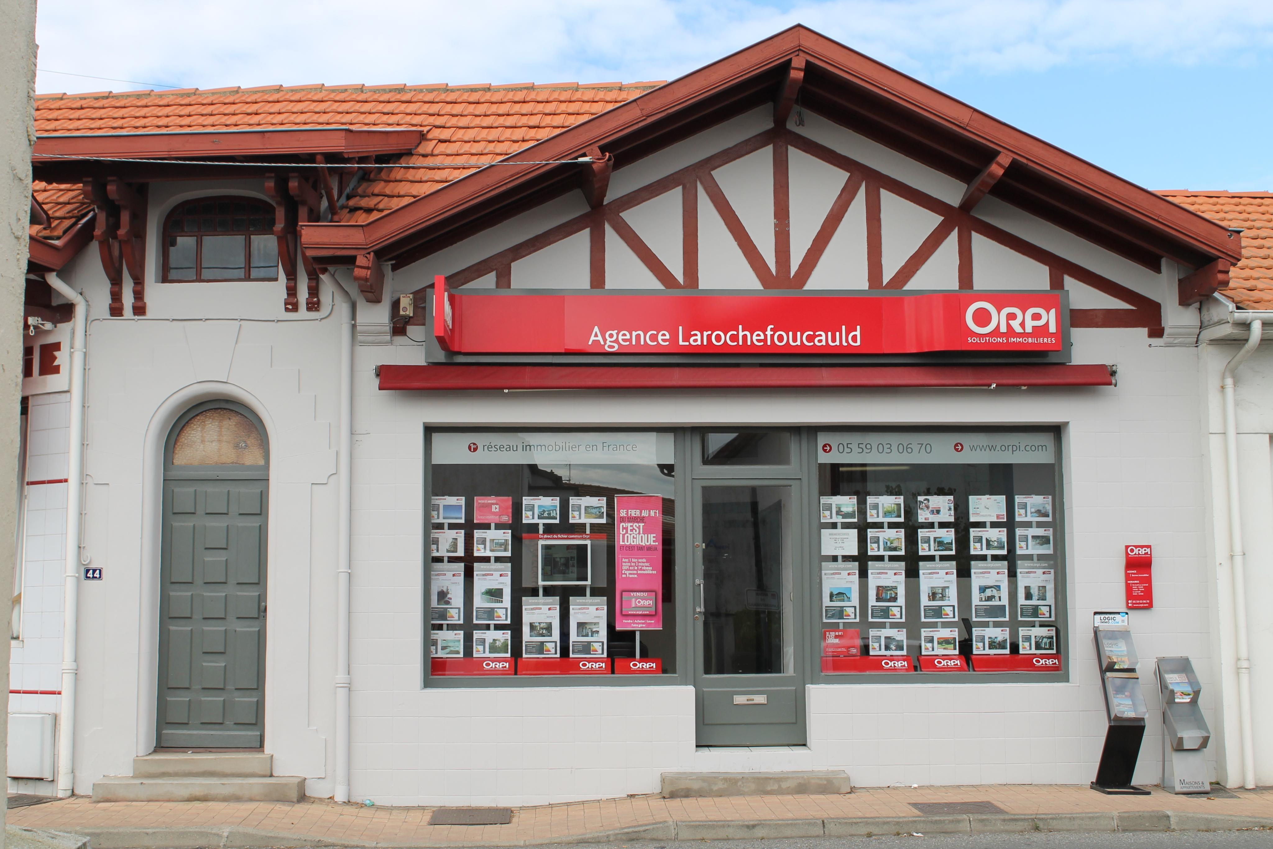Agence Larochefoucauld agence immobilière Anglet (64600)