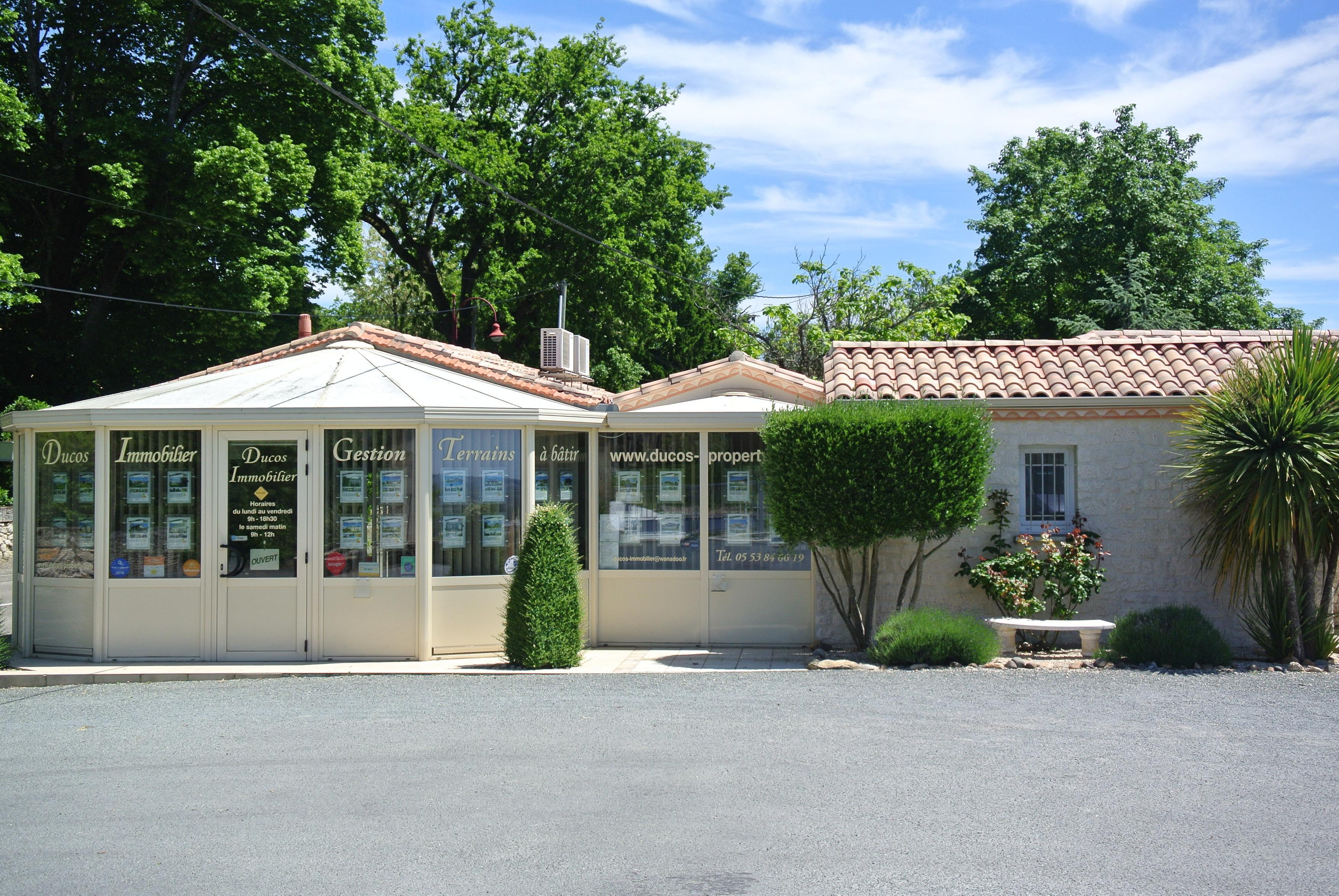 DUCOS IMMOBILIER agence immobilière Marmande (47200)