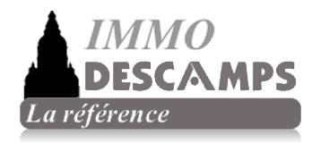 Immo Descamps agence immobilière Saint-Amand-les-Eaux 59230