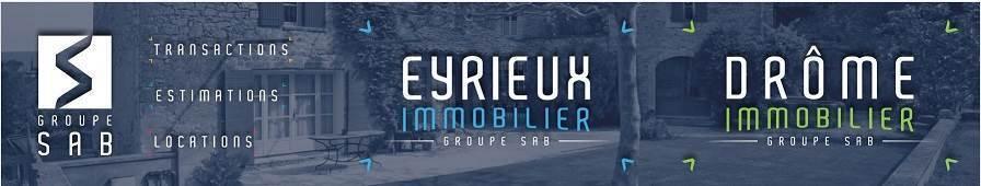 Groupe SAB Immobilier - Eyrieux et Drôme Immobilier agence immobilière La Voulte-sur-Rhône (07800)