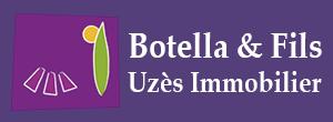 Botella et Fils Immobilier agence immobilière Uzès (30700)