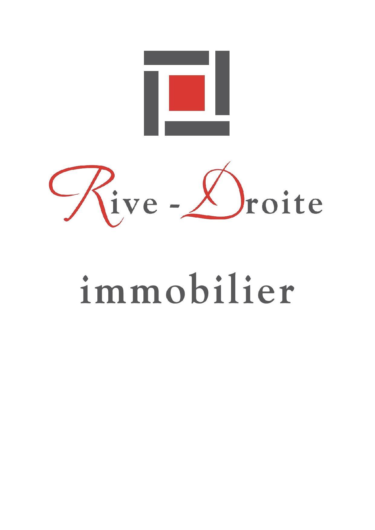 Rive-Droite Immobilier agence immobilière à Le Tourne 33550