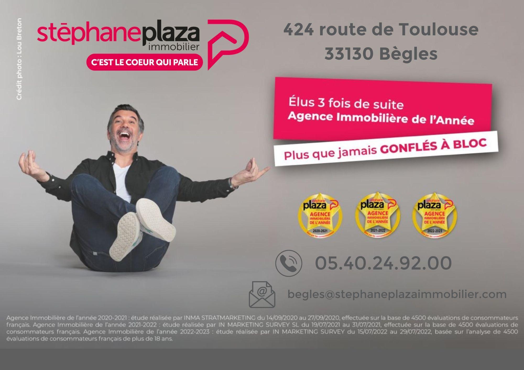 Stéphane Plaza Immobilier Bègles agence immobilière Bègles 33130